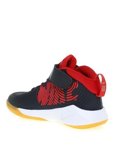Nike Nike AQ4225-011 Gri Erkek Çocuk Basketbol Ayakkabısı Gri